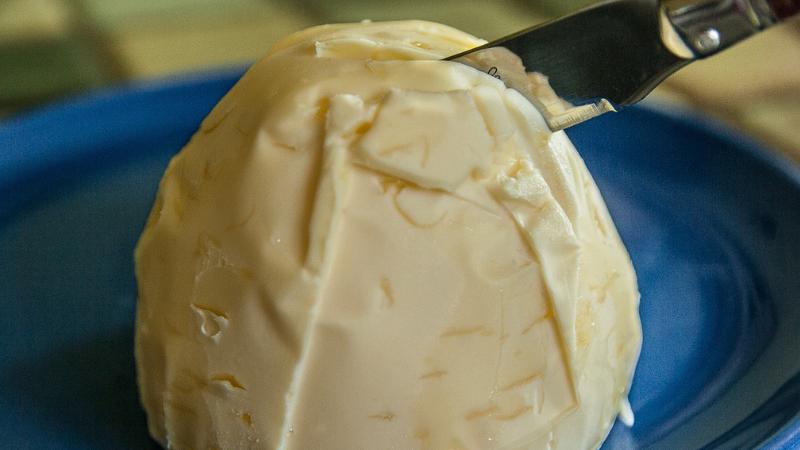 かじるバターアイス,カロリー