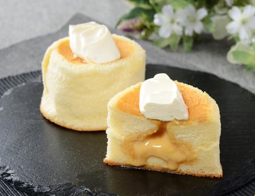 3種のバター華ふわケーキ,ローソン,口コミ